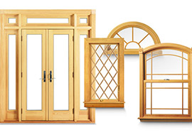 Wood Doors & Windows